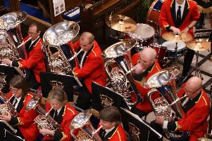 Burbage Band from Buxton has a received a funding grant from Persimmon Homes.