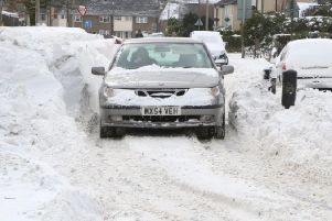 Another period of heavy snow to hit Buxton