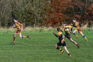 Buxton Stags U16 seal dramatic late win over Amber Valley