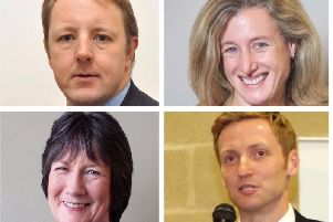 Derbyshire MPs were asked for their views on the President's re-tweet and the issue of his State Visit to the UK