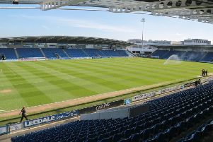 Chesterfield will host games in the Euro U17 Championships.