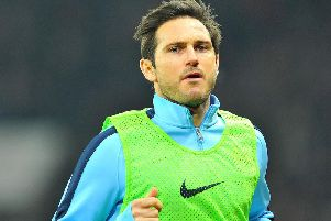 Frank Lampard remains hot favourite to take over at Derby County.