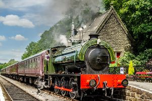 Rowsley railway heritage groups to mark anniversary with open day