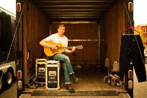 George Ezra will play Nottingham Arena next March