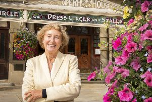 Professor Judy Simons has been appointed to chair the board of the High Peak Theatre Trust which runs Buxton Opera House and Buxton Cinema