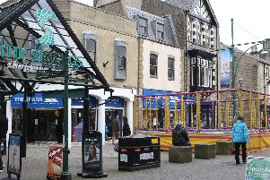 We want to know what YOU think of Buxton town centre. Click the link at the bottom of the story to complete our questionnaire.