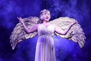 Lesley Garrett in The Messiah.