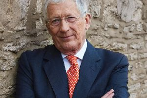 My Alphabet: A Life From A to Z: Nick Hewer comes to the Pavilion Arts Centre, Buxton, on Saturday November 24 at 7.30pm.