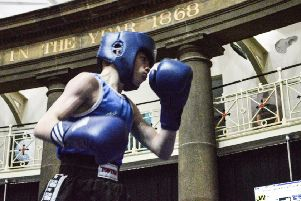 Crowds flock in to make annual Buxton boxing show a big success