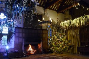 Will you be visiting Haddon Hall this Christmas?