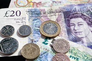 A person from Derbyshire has been conned out of 2,000 in a fraud scam.