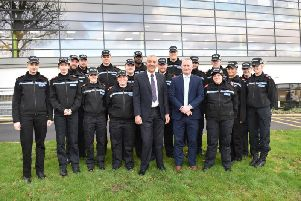 There is set to be a boost in police numbers in Derbyshire.