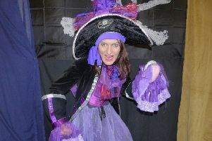 REVIEW: 'Pretty gorgeous' Captain Hook is a hoot in Buxton Drama League's panto