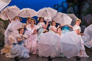 The Pirates of Penzance performed by National Gilbert and Sullivan Opera Company. Photo by Jane Stokes/DJ Stotty Images.