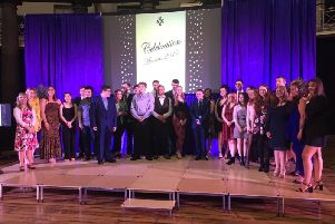 Buxton and Leek College awards