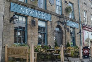 Stirling was placed in charge of the New Inn, Buxton, in April 2017. Photo: Jason Chadwick.