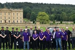 A dedicated rural and wildlife crime team in Derbyshire has been extended