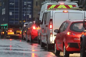 Motorists had been faced with long delays.