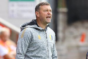 John Dempster believes The Stags are close to turning the corner.