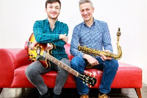 Jazz aces O'Higgins and Luft to play in Nottingham and Sheffield on UK tour