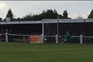 Sherwood Colliery march on in FA Vase after four-goal victory