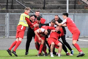Last minute extra-time winner a dream for AFC Mansfield boss