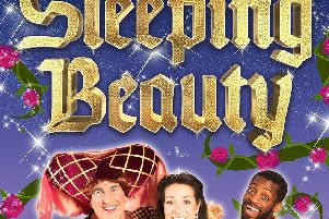 Panto fun at Nottingham Playhouse with Sleeping Beauty