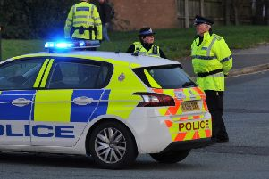 Stock image of police.