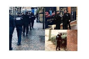 Pics from the Nottinghamshire Police website.
