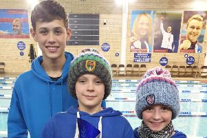 Success for Sutton Swimming Club at Major Oak Meet