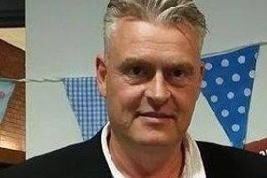 Councillor Lee Anderson, Tory candidate for Ashfield.