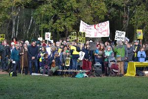 Green groups hold Sherwood summit to mark historic anniversary