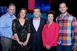 Could your family take on The Chaser?