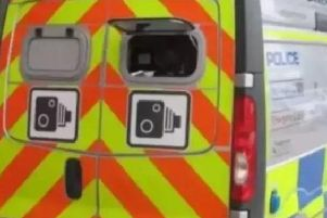 Safety cameras are out and about in Nottinghamshire.