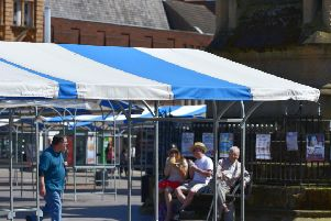 How much has been wasted on changes to Mansfield Market?