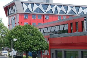 Vision West Nottinghamshire College, Derby Road, Mansfield.