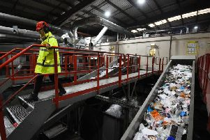 Nottinghamshire could soon be burning more than it recycles