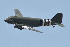 A Dakota is expected to be there.