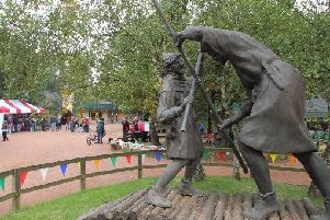 Sherwood Forest and the legend of Robin Hood is one of the county's biggest tourist attractions