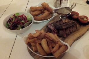 Cote de Boeuf. The School House, South Normanton.