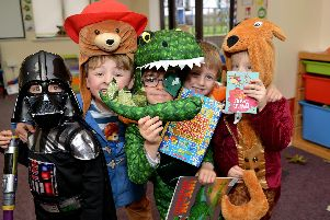 World Book Day 2019 at Wellow House School