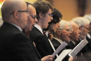 Mansfield and Bestwood male voice choirs to appear in Southwell Minster concert this weekend