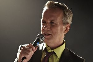 See Frank Skinner's Royal Concert Hall gig later this year