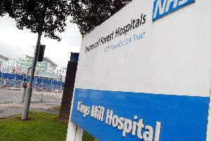 More than half of expectant mums at hospital trust are obese or overweight, figures show