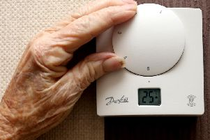 Measures to tackle fuel poverty have hit a three-year low in Nottinghamshire.