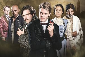 Sherlock Holmes thriller The Sign Of Four comes to Mansfield Palace Theatre soon