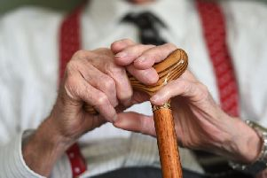 The pensioner population is set to rise in Mansfield and Ashfield over the coming years.