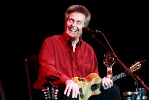 Catch music legend Joe Brown's 60th anniversary tour at Mansfield Palace Theatre