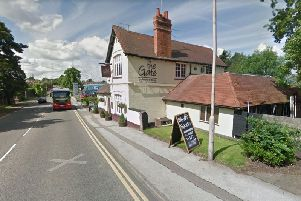 The Gate, on Warsop Road, Mansfield.