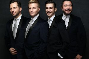 Barricade Boys bring West End hits to Retford Majestic Theatre